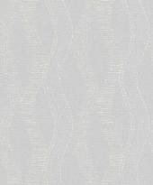 erismann Tapete 6348-10 - Vliestapete mit Streifen & Wellen
