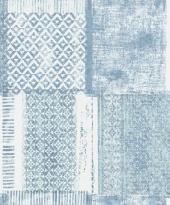 erismann Tapete 6349-08 - Vliestapete mit grafischen Muster