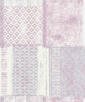 erismann Tapete 6349-22 - Vliestapete mit grafischen Muster