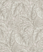 erismann Tapete 5410-37 - Vliestapete mit floralem Muster