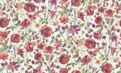erismann Tapete 6330-06 - Vliestapete mit floralem Muster