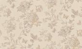 erismann Tapete 6335-02 - Vliestapete mit floralem Muster