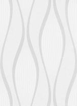 erismann Tapete 4033-10 - Großrolle/Vlies mit Wellen | überstreichbar