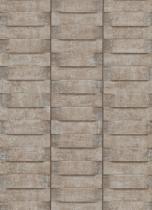 erismann Tapete 6368-11 - Vliestapete Holz/Steinoptik