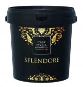 CASA ITALIA Splendore - Edellasur mit Metalleffekt | 2,5 Liter