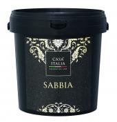 CASA ITALIA Sabbia - Effektfarbe mit Sandstruktur | 2,5 Liter