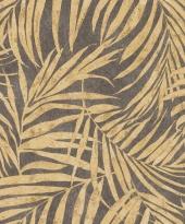 rasch Tapete 617450 - Vliestapete Unter Palmen