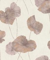 rasch Tapete 458237 - Vliestapete Naturdesign/ große Blätter