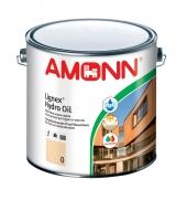 AMONN - Lignex Hydro Oil - Schnelltrocknendes Öl auf Wasserbasis für Holz im Außenbereich 1,0 l